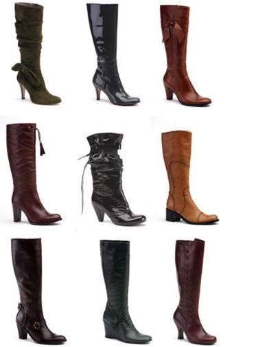 En Güzel 2012 Kışlık Ayakkabı Modelleri