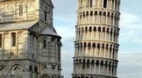 pisa kulesi neden eğiktir