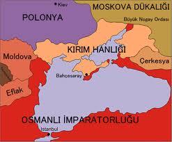 Kırım Nerededir? Kırım Hanlığı ve Kırım Tarihi