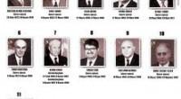 türkiyenin 11 cumhurbaşkanı
