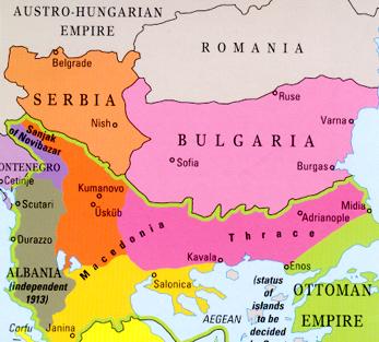 Balkan Savaşları Kimler Arasında Ne Zaman Olmuştur?