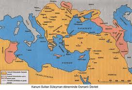 yükselme dönemi Osmanlı Devleti Yükselme Dönemi