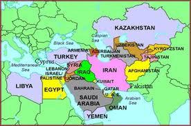 Orta Doğu Ülkeleri Hangileridir? Orta Doğu'nun Batılı Devletler İçin Önemi Nedir?