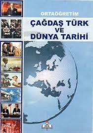 Çağdaş Türk ve Dünya Tarihi Kitabı 3. Ünite Değerlendirme Soruları ve Cevapları