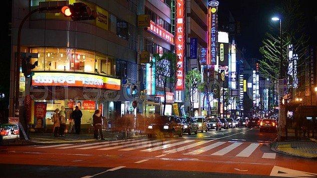 10-japon-sokakları